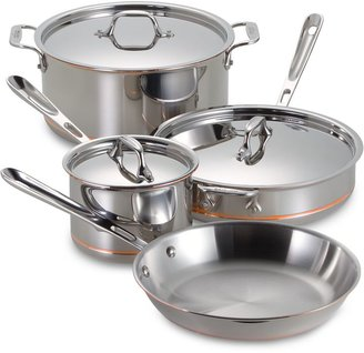 All-Clad Copper Core 7-Piece Cookware Set and Open Stock
