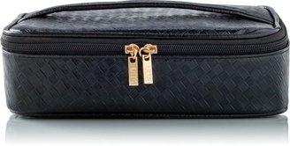 Ulta Black Weave Cosmetic Box