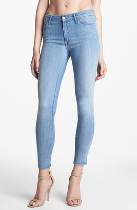 Mother 'The Looker' Skinny Crop Jeans (Welcome Home Garden Club)