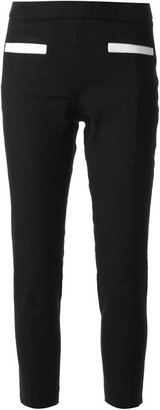 Hache cropped trouser