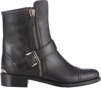 Miu Miu Double-Zip Ankle Boots