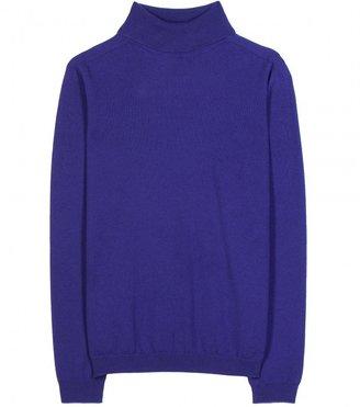 Jil Sander Cashmere turtleneck sweater