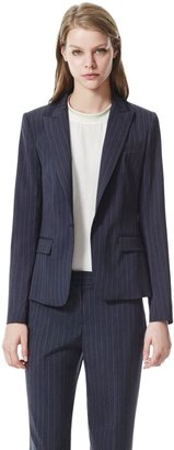 Theory Gabe B 2 Blazer in Banker Stretch Wool