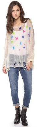 Wildfox Couture Night Time Sweater