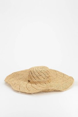 UO Christys' Hats Christy's Hats Fontainebleau Floppy Straw Hat