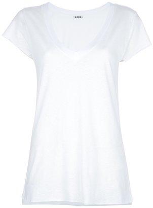 Acne 'Chary' v-neck t-shirt