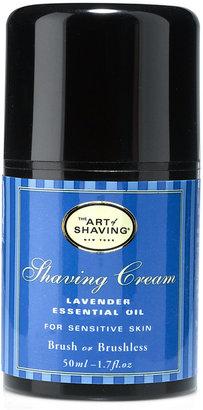 The Art of Shaving Shaving Cream - Lavender, 1.7 oz