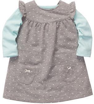 Carter's Dress & Jumper Set