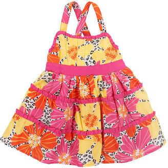 Babies 'R' Us Babies R Us Koala Baby Girls' Sleeveless Floral Dress