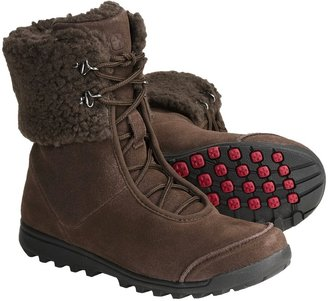 Wenger Cambridge Boots - Sherpa Lining (For Women)