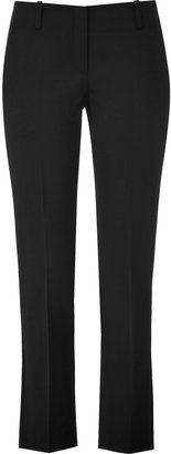 Theory Black Ines Tailored Pants