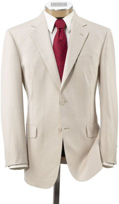Jos. A. Bank Signature 2-Button Imperial Cotton/Silk Blend Suit