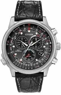 Citizen Mens Perpetual Chrono Limited-Edition AT4111-01E Watch