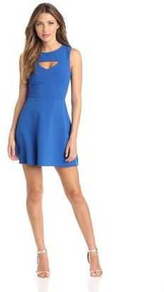 French Connection Women's Fast Feather Ruth Dress
