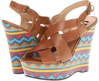 G by Guess Havana 3 (Brown) - Footwear