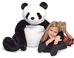 Melissa & Doug Melissa Doug Plush Panda