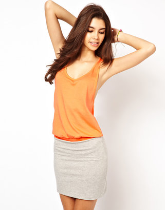 Only Color Block Dress