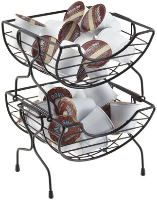 Container Store Single Serve Coffee Baskets