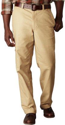Dockers Men's Comfort Cargo D3 Classic-Fit Flat-Front Cargo Pants