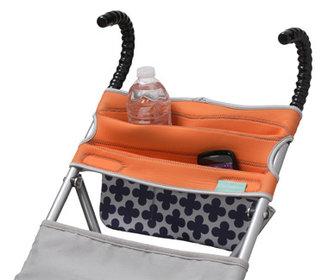Infantino Stretch Umbrella Stroller Storage - Clover