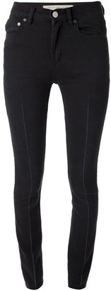 Marc By Marc Jacobs cropped crease jeans $235.80 thestylecure.com