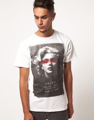 Born Idol T-Shirt Marilyn