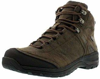 Teva Mens Kimtah Mid eVent Leather M's walking and hiking boots Brown Braun (turkish coffee 914) Size: (40.5 EU)