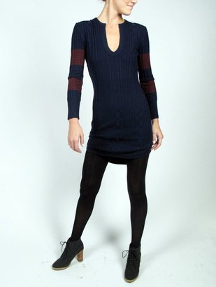 Timo Weiland U-Neck Cable Dress