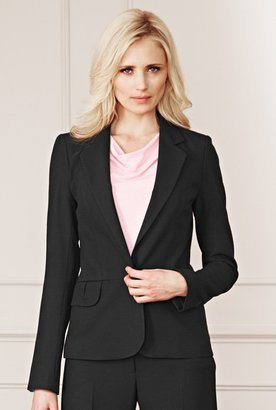 Long Tall Sally Deluxe Wool Mix Suit Jacket