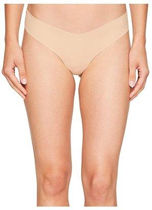 Commando Solid Thong CT01 (Toffee) Women's Underwear
