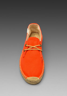 Soludos Canvas Derby Lace Up