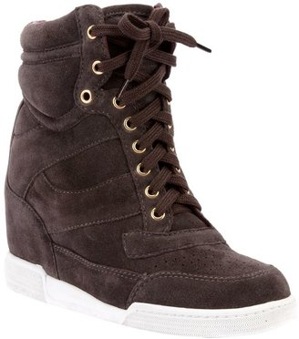 Marc by Marc Jacobs wedge trainers