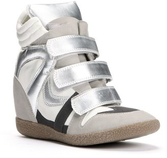 Candies Candie's ® wedge sneakers - women