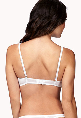 Forever 21 Enhanced Lace Push-Up Bra