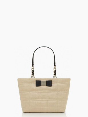 Kate Spade VERANDA PLACE STRAW small francis