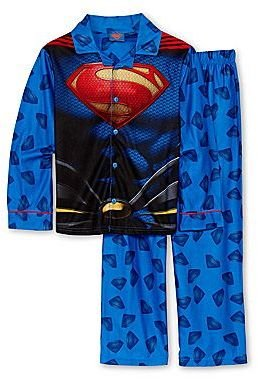 JCPenney Superman 2-pc. Pajamas - Boys 4-10