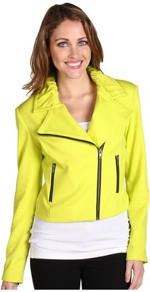 rsvp Lenia Jacket (Lime) - Apparel