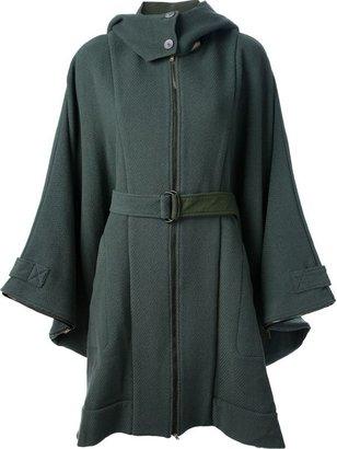 Maison Martin Margiela hooded coat