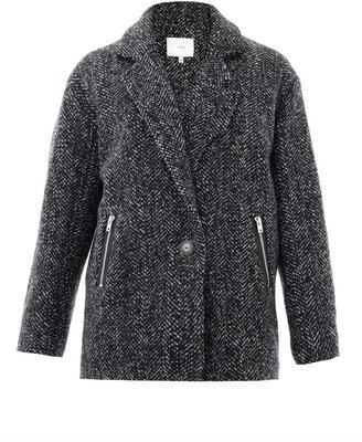 IRO Franeli cocoon coat
