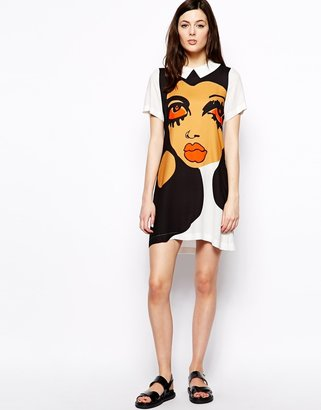 Peter Jensen Julie Dress in Diana Ross Print