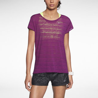 Nike Dri-FIT Touch Breeze Crew Women's Running Shirt