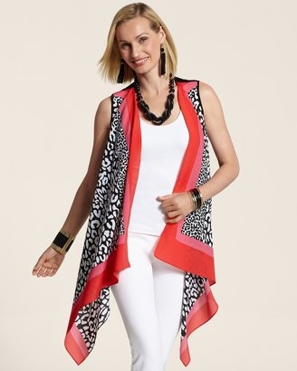 Chico's Fanciful Vest