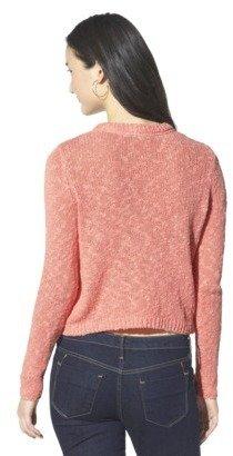 Junior's Pullover Sweater