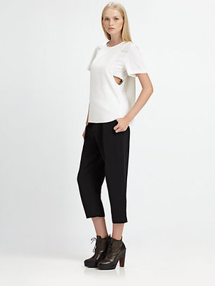 Alexander Wang Double-Layer Tee