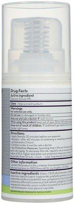 California Baby Super Sensitive Sunscreen Lotion - SPF 18 - Fragrance Free - 4.5 oz - 2 pk