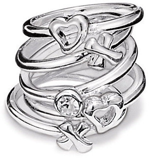 Avon Loving Stackable Ring Set