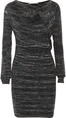 Roland Mouret Nightingale merino wool dress