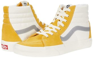 Vans SK8-Hitm ((Retro Sport) Antique White/True White) Skate Shoes
