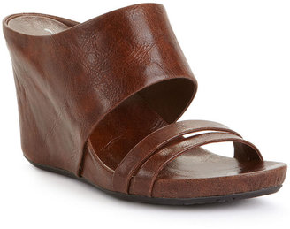 Unlisted Shoes, Webruary Wedge Sandals
