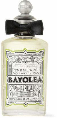 Penhaligon's Bayolea Beard & Shave Oil, 100ml - Colorless